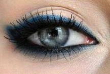 eyes, face, and nails / by Amanda Ashdown