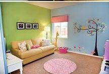 Kids Room Ideas / by Sally Hurst