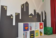 For the Home - Gavin's Bedroom & Playroom / by Lacey Boudreau