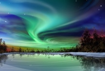 Aurora Borealis ** / by Debbie Bare