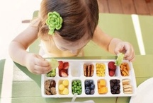 Kid-Friendly Meals & Snacks / For when Gavin gets older. / by Lacey Boudreau