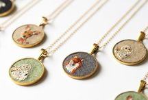 DIY - Jewellery & Accessories / by Lacey Boudreau