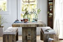 Kitchen/Dining Room / by Kieren Raymond