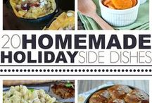 Holiday-Food-Ideas / by Karen Dusci