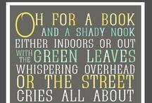 BooKS  &  NooKS / by Annette Tarter