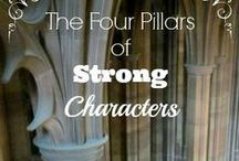 2WriTe - CHARACTERS / by Annette Tarter