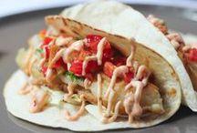 Burritos, Tacos, Quesadillas, & Friends / by Michelle