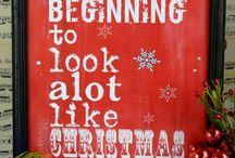 Christmas / by Sandra Corsentino