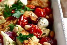 Main Dishes / by Sandra Corsentino