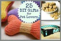 DIY - Pet Products / by Sarah db