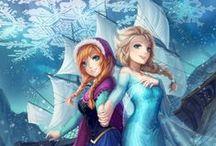 Disney Princesses / by Camila Fernandes