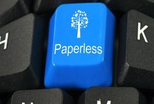 going PAPERLESS / by Andrea Cundiff