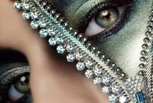 Cosmetics: Artistic Make Up / by Jolanda van Pareren