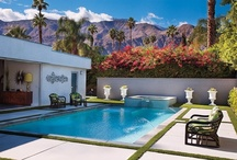 Living With Liberace / A couple pays homage to their home's flamboyant previous owner, while creating a space of their own / by Palm Springs Life Magazine