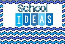 Ms. A's School Ideas / by Oceans of First Grade Fun