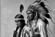 Native Americans  / by Candace Atwood