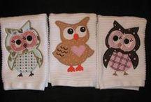 Owls! / by Melissa Byrne