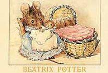 Beatrix Potter / by Melissa Byrne