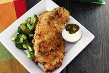 Food ~ Chicken, Turkey and Pork Main Dishes  / by Christie McIntosh-Sonnier