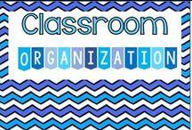 Classroom Organization  / by Oceans of First Grade Fun