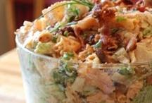 Food ~ Salads / by Christie McIntosh-Sonnier