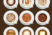 Favorites / things I love ♥ ...mostly Coffee  / by Chantell Byers