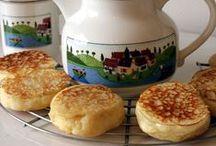 Breads / bread, wonderful bread  / by Chantell Byers