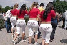 Coke? Bring it on! / by Ida Bayuni