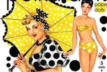 Naughty Polka Dots / by Ida Bayuni