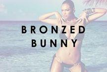 Bronzed Bunny / by Beach Bunny Swimwear