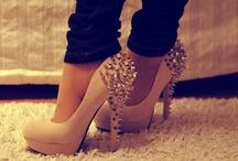 Shoes - Boots - Sandals / by Aéon