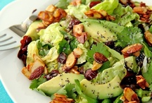 Recipes- Salads / by Jessica Serinsky