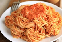 Recipes- Pasta / by Jessica Serinsky