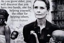 About Others Needing Us / by Ida Bayuni