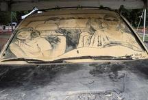 dirt art / by Sergei Vedischev