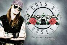 Guns N' Roses  / by Aéon