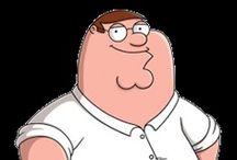 Family Guy - my fav show / by Ida Bayuni