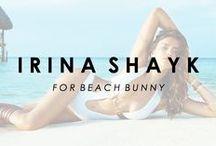Irina Shayk for Beach Bunny  / Equestrian inspired styles  / by Beach Bunny Swimwear