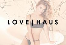 Love Haus Holiday / by Beach Bunny Swimwear
