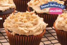Peanut Butter & Co. Recipes / Peanut butter recipes from the Peanut Butter & Co. recipe blog.  / by PeanutButterCo