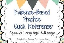 SLP: resources and random / ideas for speech and language therapy with my school age students / by Carrie Grunkemeyer