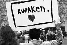 Truly Awake / This board is about intentional living that puts love and peace at  the forefront of what we do each day as human beings. / by Shawn Fink   Abundant Mama