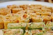 Food - Snacks / Those things needed to bridge between meals / by Sandy Vaughan