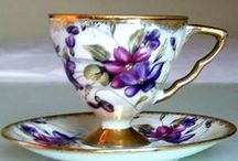 Tea Cups / by Christine Lally Haag