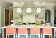 Kitchen Inspirations / Kitchens to love! / by Donna