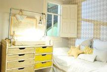 ♥ Kids Rooms / Habitaciones Infantiles / Decoración Infantil. Habitaciones infantiles. Más ideas en decopeques.com / by Patricia DecoPeques