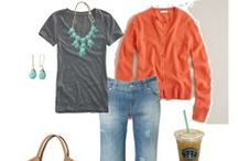 What to Wear / Apparel & accessories I wouldn't mind being caught dead in. / by mommypalooza.com