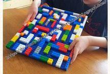 Kids ~ All Things Lego / Lego Apps, Lego Birthdays, Lego learning Math, Lego Organization, Lego Pringables, Lego Ice Cube Trays, Lego Blankets, Lego Clocks / by Kate Christensen