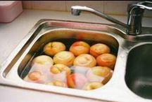 Kitchen Tips / by Adel Zeller