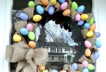 Easter Fun & Spring Decor / by mommypalooza.com